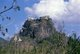 Taung Kalat is part of Mount Popa. Mount Popa is a volcano 1518 metres (4981 feet) above sea level and is home to Burma's 37 Mahagiri Nats, or spirits. It is located in central Burma.<br/><br/>  Nats are spirits worshipped in Burma in conjunction with Buddhism. They are divided between the 37 Great Nats and all the rest (i.e., spirits of trees, water, etc). Almost all of the 37 Great Nats were human beings who met violent deaths.